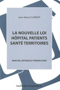 Ucareoutplacement.be La nouvelle loi hôpital patients santé territoires - Analyse, critique et perspectives Image