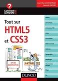 Jean-Marie Cocheteau et Laurent Khoury - Tout sur HTML 5 et CSS 3.