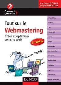 Jean-Marie Cocheteau et Jean-François Pillou - Tout sur le webmastering.