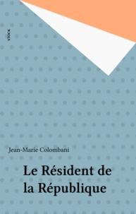 Jean-Marie Colombani - .