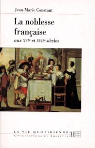 La noblesse française aux XVIe-XVIIe siècles.pdf