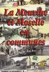 Jean-Marie Cuny - La Meurthe-et-Moselle en communes.
