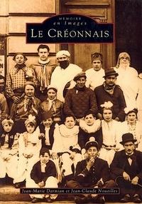 Jean-Marie Darmian et Jean-Claude Nouailles - Le Créonnais.