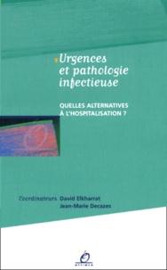 Urgences et pathologie infectieuse. Quelles alternatives à lhospitalisation ?.pdf