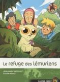 Jean-Marie Defossez et Fabien Mense - Les Sauvenature Tome 10 : Le refuge des lémuriens.