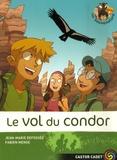 Jean-Marie Defossez et Fabien Mense - Les Sauvenature Tome 4 : Le vol du condor.