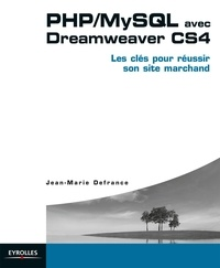Jean-Marie Defrance - PHP/MySQL avec Dreamweaver CS4.