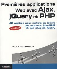 Era-circus.be Premières applications Web avec Ajax, jQuery et PHP - 40 Ateliers pour mettre en oeuvre des moteurs Ajax-PHP et des plug-ins jQuery Image