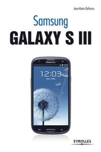 Jean-Marie Defrance - Samsung Galaxy S III.