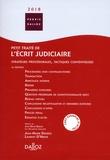 Jean-Marie Denieul et Laurent d' Hervé - Petit traité de l'écrit judiciaire - Stratégies procédurales, tactiques contentieuses.