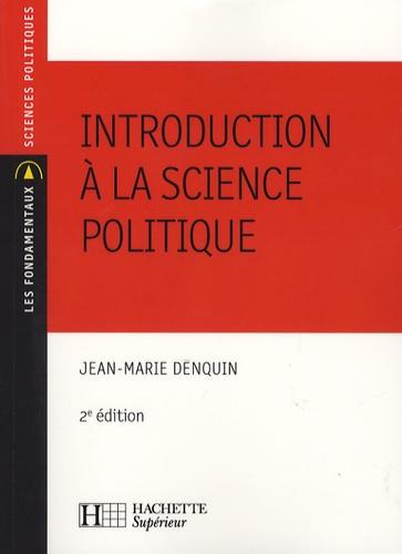 introduction  u00e0 la science politique de jean