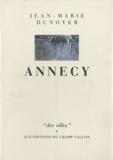 Jean-Marie Dunoyer - Annecy.