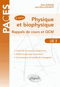 Physique et biophysique rappels de cours et QCM UE3.pdf