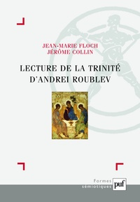 """Jean-Marie Floch et Jérôme Collin - Lecture de """"La Trinité"""" d'Andrei Roublev."""