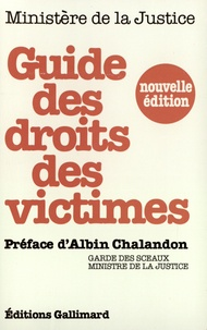 Jean-Marie Fourquet - Guide des droits des victimes.