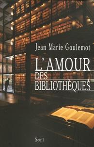 Histoiresdenlire.be L'amour des bibliothèques Image