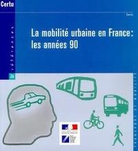Deedr.fr La mobilité urbaine en France : les années 90 Image