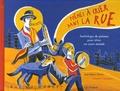 Jean-Marie Henry et Laurent Corvaisier - Poèmes à crier dans la rue - Anthologie de poèmes pour rêver un autre monde.