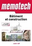 Jean-Marie Larre et Jean-Marc Destrac - Bâtiment et construction - Bac Pro, BTS, DUT.