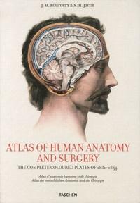 Jean-Marie Le Minor et Henri Sick - Atlas d'anatomie humaine et de chirurgie - Edition trilingue français-anglais-allemand.