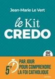 Jean-Marie Le Vert - Le Kit Credo - Je crois en Dieu. 3 DVD