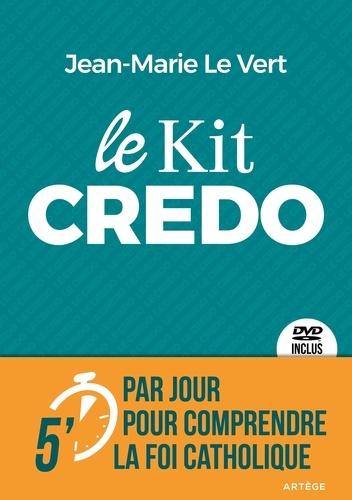 Le Kit Credo. Je crois en Dieu  avec 3 DVD