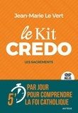 Jean-Marie Le Vert - Le kit credo - Les sacrements. 3 DVD