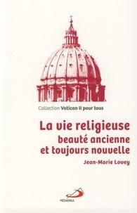Histoiresdenlire.be La vie religieuse - Beauté ancienne et toujours nouvelle Image