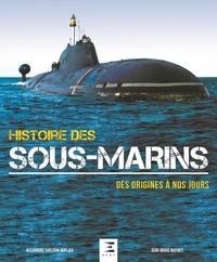 Ucareoutplacement.be Histoire des sous-marins - Des origines à nos jours Image