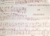 Jean-Marie Meignien - L'orgue historique de Chaource.