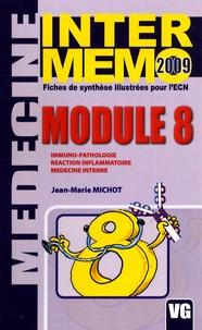 Jean-Marie Michot - Module 8 Immuno-pathologie, réaction inflammatoire, médecine interne.