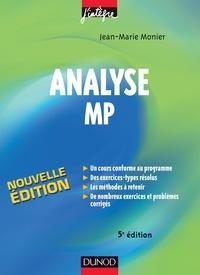 Jean-Marie Monier - Analyse MP.