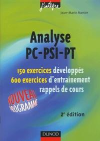 Analyse PC-PSI-PT - 150 exercices développés, 600 exercices dentraînement, rappels de cours.pdf
