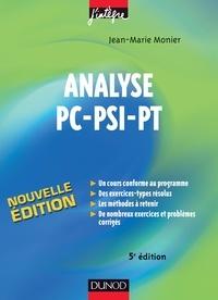 Jean-Marie Monier - Analyse PC-PSI-PT.