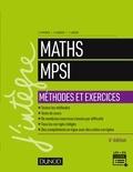 Jean-Marie Monier et Guillaume Haberer - Maths MPSI - Méthodes et Exercices - 4e éd..