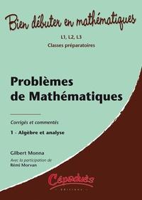Jean-Marie Morvan - Problèmes de Mathématiques.