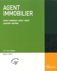 Jean-Marie Moyse - Agent immobilier - Statut juridique, achat, vente, location, gestion.