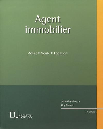 Jean-Marie Moyse et Guy Amoyel - L'agent immobilier - Vente, achat, location. 1 Cédérom