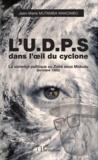 Jean-Marie Mutamba Makombo - L'UDPS dans l'oeil du cyclone - La violence politique au Zaïre sous Mobutu (octobre 1985).