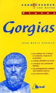 Jean-Marie Nicolle - Gorgias de Platon.