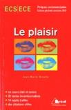 Jean-Marie Nicolle - Le plaisir.