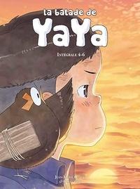 Jean-Marie Omont et Golo Zhao - La balade de Yaya Tome 4 à 6 : .