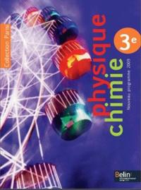 Jean-Marie Parisi - Physique Chimie 3e Parisi - Programme 2009.