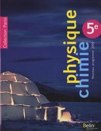 Jean-Marie Parisi - Physique Chimie 5e - Programme 2009.