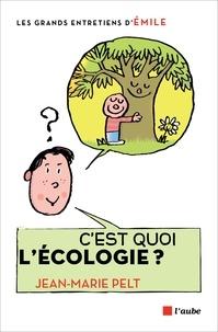 Jean-Marie Pelt - C'est quoi l'écologie ? - Entretiens avec Emile.
