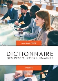 Jean-Marie Peretti - Dictionnaire des ressources humaines.