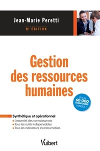 Jean-Marie Peretti et  Peretti - Gestion des ressources humaines.