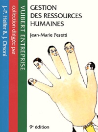 Jean-Marie Peretti - Gestion des ressources humaines.