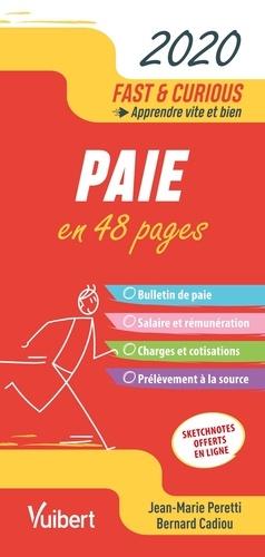 Jean-Marie Peretti et Bernard Cadiou - Paie en 48 pages.