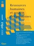 Jean-Marie Peretti - Ressources humaines et gestion des personnes.